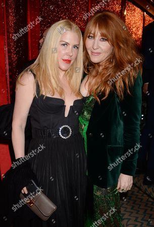 Fiona Leahy and Charlotte Tilbury