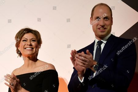 Editorial photo of Tusk Conservation Awards, London, UK - 21 Nov 2019