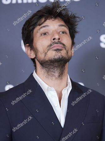 Stock Image of Andres Velencoso