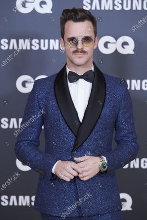 Editorial picture of GQ Men of the Year awards, Madrid, Spain - 21 Nov 2019