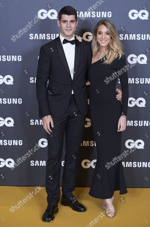Editorial image of GQ Men of the Year awards, Madrid, Spain - 21 Nov 2019