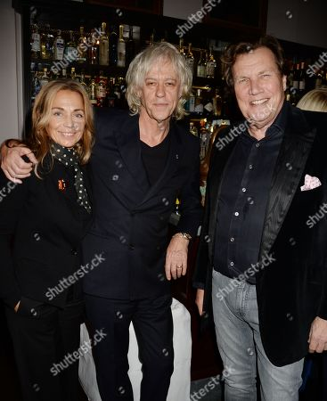 Editorial picture of Nicky Haslam Birthday Party, The Polish Hearth Club, London, UK - 21 Nov 2019
