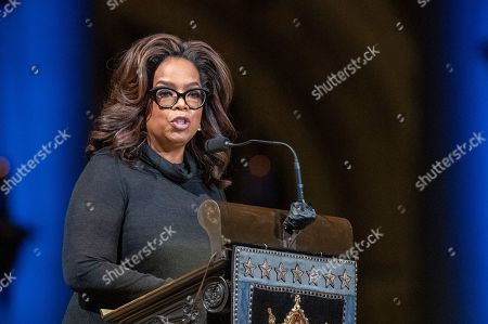 Editorial image of Books Morrison Tribute, New York, USA - 21 Nov 2019
