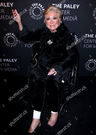 Editorial picture of The Paley Honors: A Special Tribute to Television's Comedy Legends, Arrivals, Beverly Wilshire, Los Angeles, USA - 21 Nov 2019