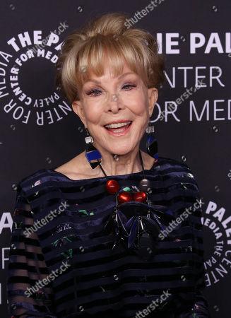 Stock Picture of Barbara Eden
