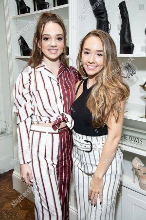 Ruby Jay and Holly Taylor