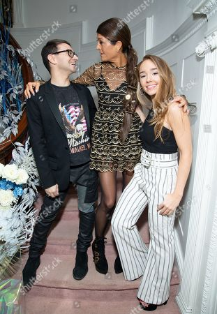Editorial image of Frozen II x Ruthie Davis Launch Party, New York, USA - 21 Nov 2019