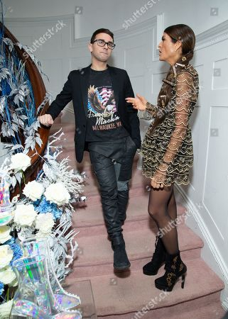 Editorial picture of Frozen II x Ruthie Davis Launch Party, New York, USA - 21 Nov 2019