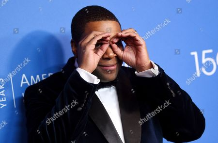 Kenan Thompson attends the American Museum of Natural History's 2019 Museum Gala, in New York