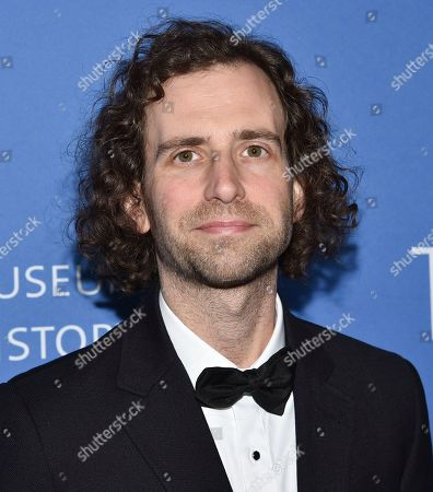 Kyle Mooney attends the American Museum of Natural History's 2019 Museum Gala, in New York