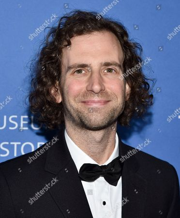 Stock Photo of Kyle Mooney attends the American Museum of Natural History's 2019 Museum Gala, in New York