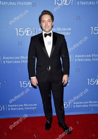Beck Bennett attends the American Museum of Natural History's 2019 Museum Gala, in New York