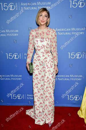 Stock Picture of Heidi Gardner attends the American Museum of Natural History's 2019 Museum Gala, in New York