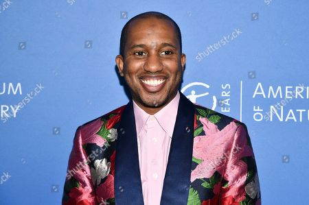 Stock Photo of Chris Redd attends the American Museum of Natural History's 2019 Museum Gala, in New York