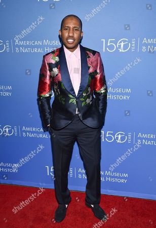 Chris Redd attends the American Museum of Natural History's 2019 Museum Gala, in New York