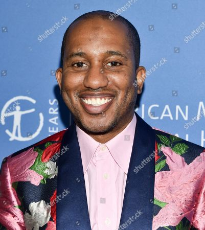 Stock Image of Chris Redd attends the American Museum of Natural History's 2019 Museum Gala, in New York