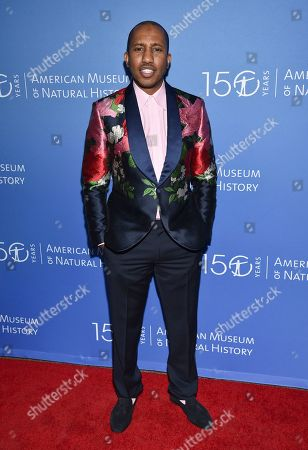 Stock Picture of Chris Redd attends the American Museum of Natural History's 2019 Museum Gala, in New York