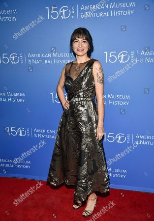 Melissa Villasenor attends the American Museum of Natural History's 2019 Museum Gala, in New York