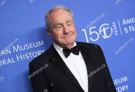 Lorne Michaels attends the American Museum of Natural History's 2019 Museum Gala, in New York