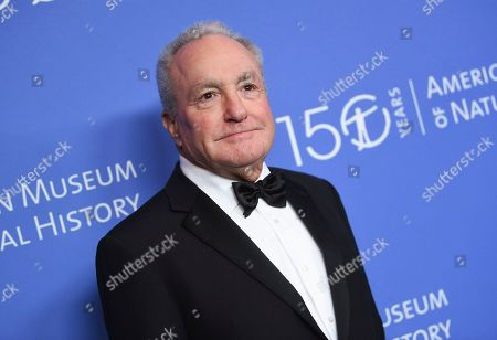 Stock Photo of Lorne Michaels attends the American Museum of Natural History's 2019 Museum Gala, in New York