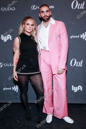 Editorial photo of Out Magazine's Out100 event presented by Lexus, New York, USA - 21 Nov 2019