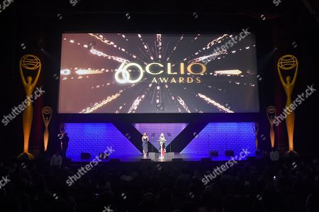 Editorial picture of 2019 Clio Entertainment Awards, Los Angeles, USA - 21 Nov 2019