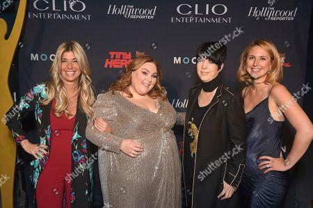Editorial photo of 2019 Clio Entertainment Awards, Los Angeles, USA - 21 Nov 2019