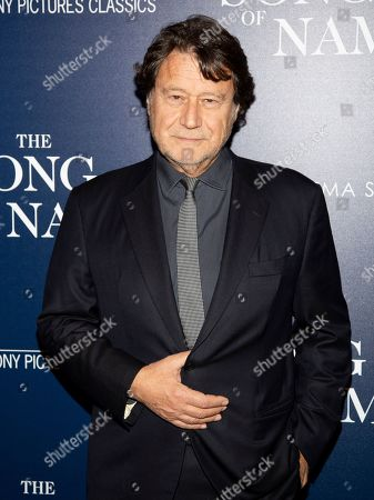 """Robert Lantos attends a special screening of """"The Song of Names"""", hosted by Sony Pictures Classics and The Cinema Society, at Regal Essex Crossing, in New York"""