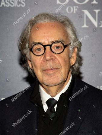 """Howard Shore attends a special screening of """"The Song of Names"""", hosted by Sony Pictures Classics and The Cinema Society, at Regal Essex Crossing, in New York"""