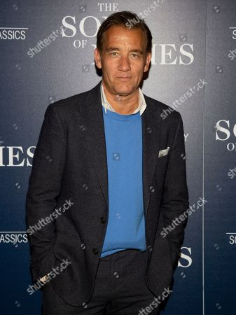 """Clive Owen attends a special screening of """"The Song of Names,"""" hosted by Sony Pictures Classics and The Cinema Society, at Regal Essex Crossing, in New York"""