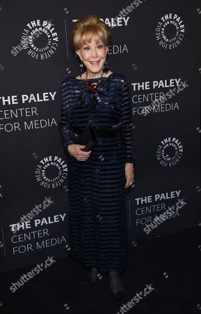 """Barbara Eden poses at """"The Paley Honors: A Special Tribute to Television's Comedy Legends"""" at the Beverly Wilshire Hotel, in Beverly Hills, Calif"""
