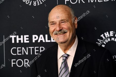 "Rob Reiner poses at ""The Paley Honors: A Special Tribute to Television's Comedy Legends"" at the Beverly Wilshire Hotel, in Beverly Hills, Calif"