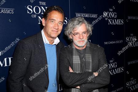 Clive Owen, Francois Girard (Director)