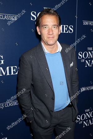 Stock Picture of Clive Owen