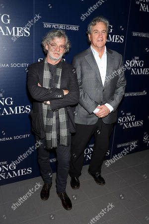 Francois Girard (director), Tom Bernard (Co-Pres SPC)