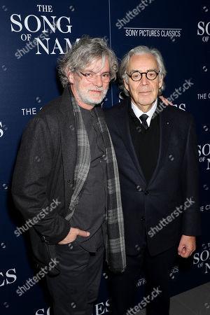 Francois Girard (Director), Howard Shore (Composer)