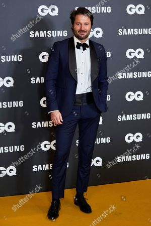 Editorial photo of GQ Men of the Year awards, Madrid, Spain - 21 Nov 2019