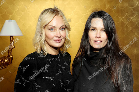 Editorial picture of Sony Pictures Classics and The Cinema Society host a special screening of 'The Song of Names', after party at Omar's La Boite, USA - 21 Nov 2019