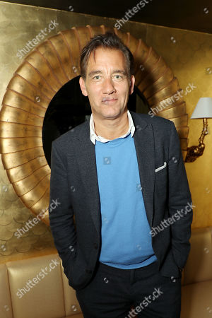 Stock Image of Clive Owen