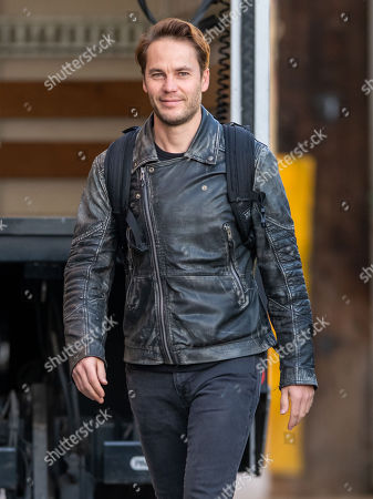 Stock Photo of Taylor Kitsch