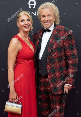 Editorial photo of Bambi Awards ceremony, Baden Baden, Germany - 21 Nov 2019