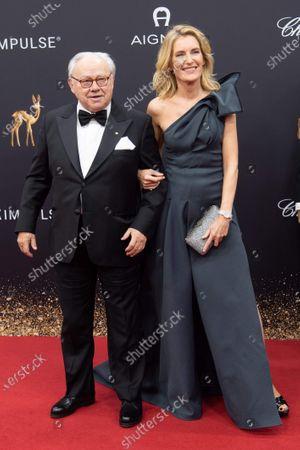 Editorial photo of Bambi Awards ceremony, Baden Baden, Germany - 21 Nov 2019