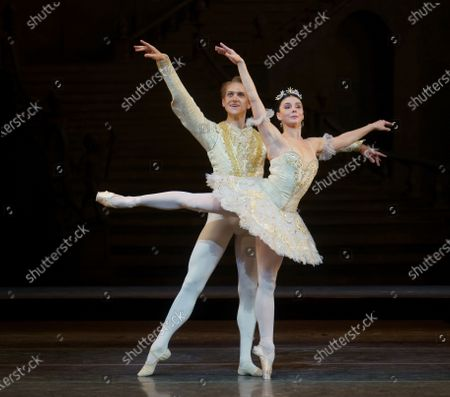 Editorial photo of 'Sleeping Beauty' Ballet performed by the Royal Ballet at the Royal Opera House, London, UK - 20 Nov 2019