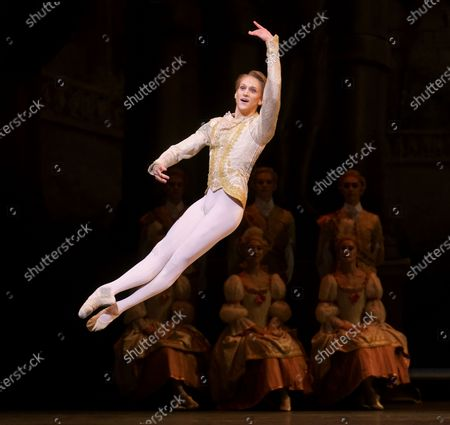 Editorial image of 'Sleeping Beauty' Ballet performed by the Royal Ballet at the Royal Opera House, London, UK - 20 Nov 2019