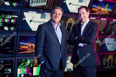 Editorial image of 'Election 2019 Live' TV show, UK - 12 Dec 2019