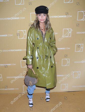 Editorial picture of Designer Exchange Party, London, UK - 21 Nov 2019