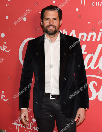 Stock Picture of Kristoffer Polaha