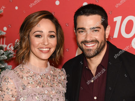 Stock Picture of Autumn Reeser, Jesse Metcalfe