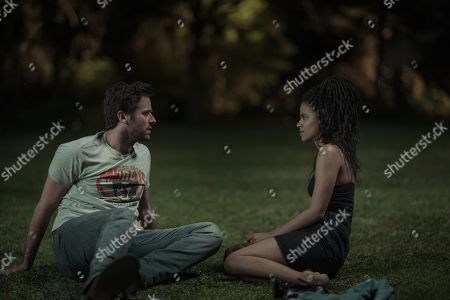 Armie Hammer as Will and Zazie Beetz as Alicia