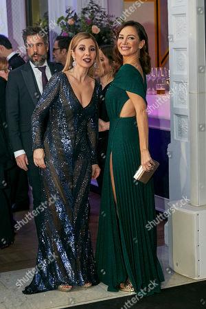 Natalia Rodriguez and Cecilia Gomez